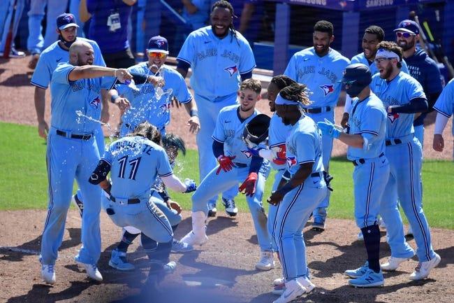 Toronto Blue Jays at Kansas City Royals: 4/15/21 MLB Picks and Predictions