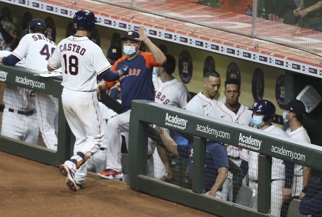 Houston Astros at Seattle Mariners 4/16/21 MLB Picks and Predictions