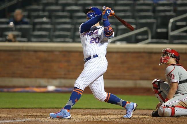 Philadelphia Phillies at New York Mets: 4/15/21 MLB Picks and Predictions