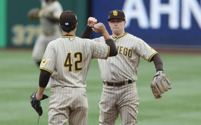 Pittsburgh Pirates at Milwaukee Brewers - 4/16/21 MLB Picks and Prediction