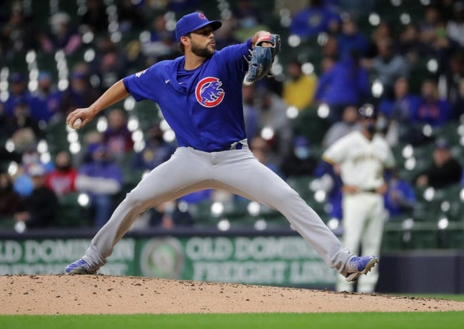 Chicago Cubs vs Milwaukee Brewers MLB Picks, Odds, Predictions 4/23/21