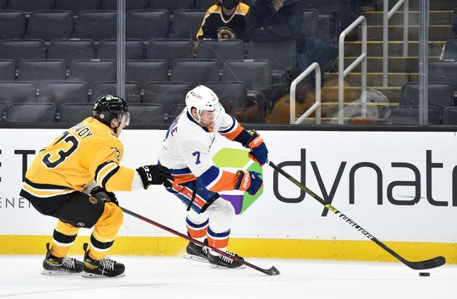 Boston Bruins vs New York Islanders NHL Picks, Odds, Predictions 4/16/21