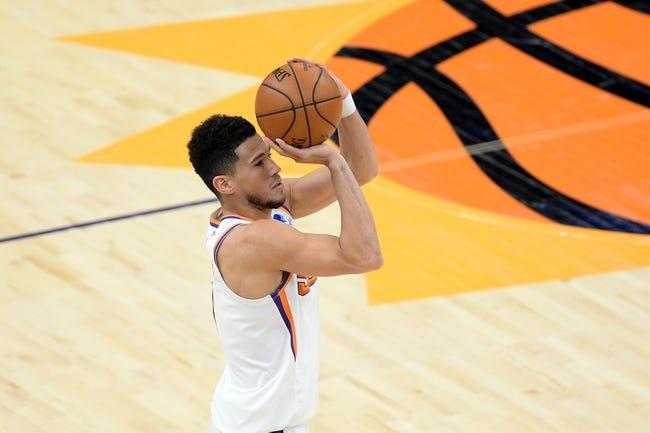 Phoenix Suns at Boston Celtics - 4/22/21 NBA Picks and Prediction