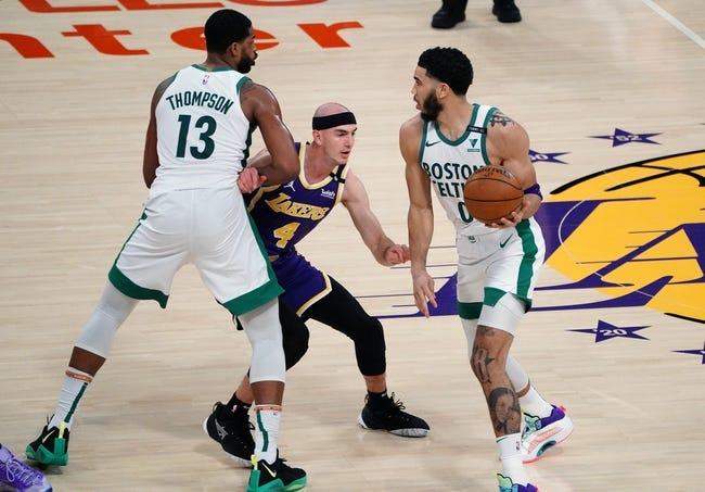 Chicago Bulls at Boston Celtics - 4/19/21 NBA Picks and Prediction