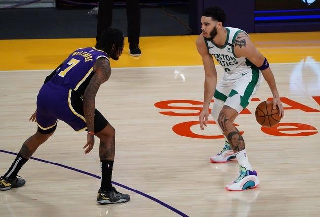 Boston Celtics at Brooklyn Nets - 4/23/21 NBA Picks and Prediction