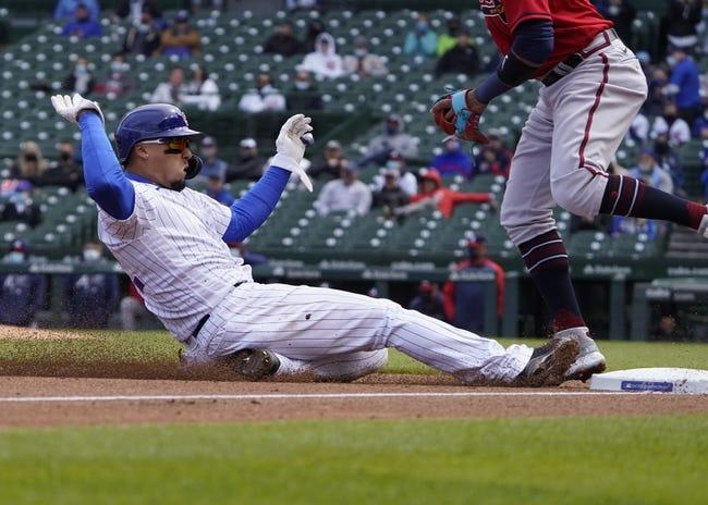 Atlanta Braves at Chicago Cubs: 4/17/21 MLB Picks and Predictions