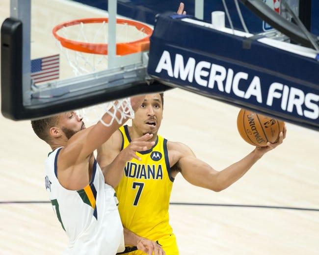 Oklahoma City Thunder at Indiana Pacers - 4/21/21 NBA Picks and Prediction