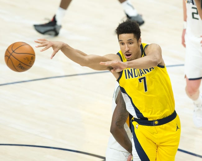 San Antonio Spurs at Indiana Pacers - 4/19/21 NBA Picks and Prediction