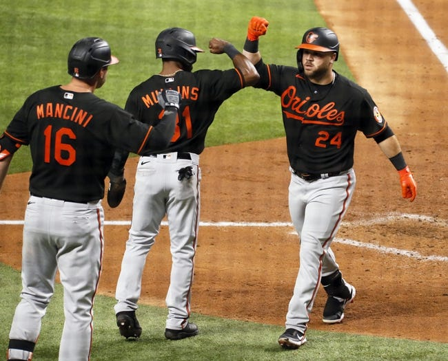 Baltimore Orioles at Miami Marlins - 4/20/21 MLB Picks and Prediction