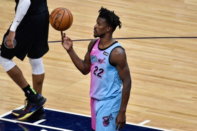 Miami Heat at Atlanta Hawks - 4/23/21 NBA Picks and Prediction