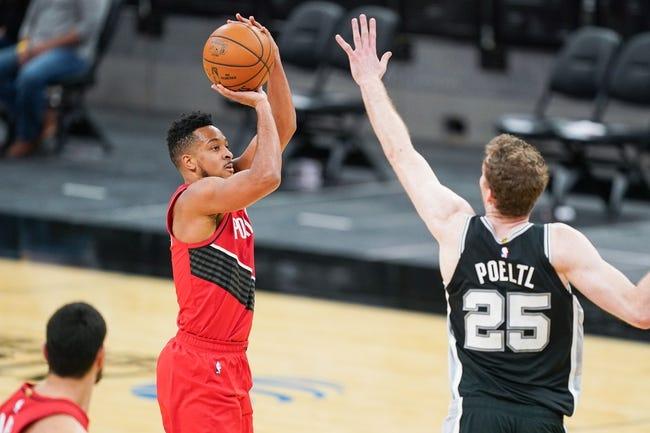 Portland Trail Blazers at Charlotte Hornets - 4/18/21 NBA Picks and Prediction