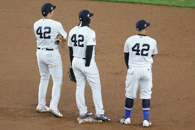 Tampa Bay Rays at New York Yankees - 4/17/21 MLB Picks and Prediction
