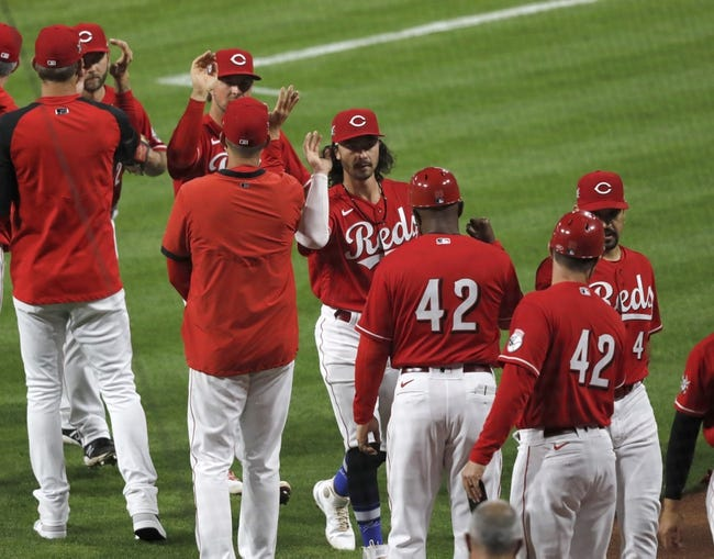 Cleveland Indians at Cincinnati Reds - 4/17/21 MLB Picks and Prediction