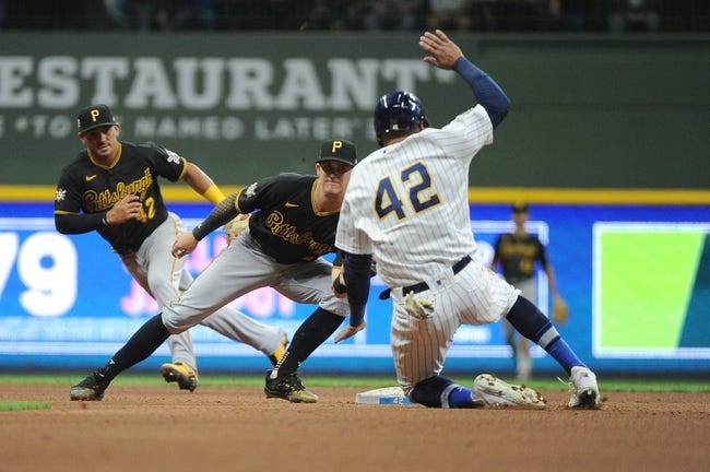 Milwaukee Brewers vs Pittsburgh Pirates MLB Picks, Odds, Predictions 4/17/21