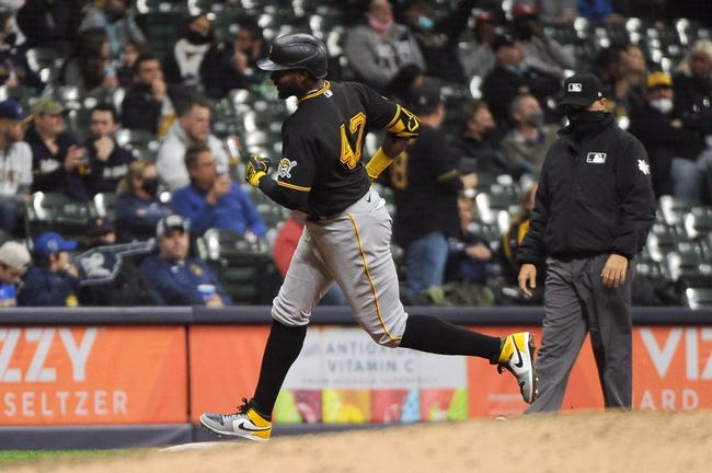 Pittsburgh Pirates at Milwaukee Brewers - 4/17/21 MLB Picks and Prediction