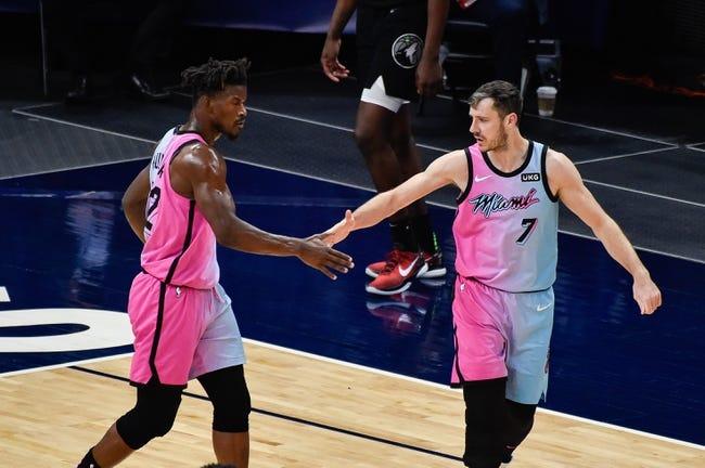Houston Rockets at Miami Heat - 4/19/21 NBA Picks and Prediction