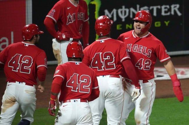 Minnesota Twins at Los Angeles Angels - 4/17/21 MLB Picks and Prediction