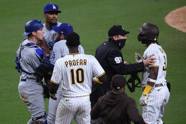 San Diego Padres vs Los Angeles Dodgers MLB Picks, Odds, Predictions 4/17/21