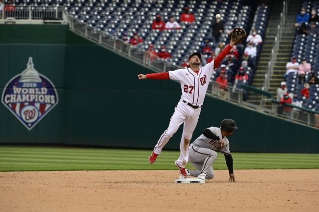 Washington Nationals vs Arizona Diamondbacks MLB Picks, Odds, Predictions 4/18/21
