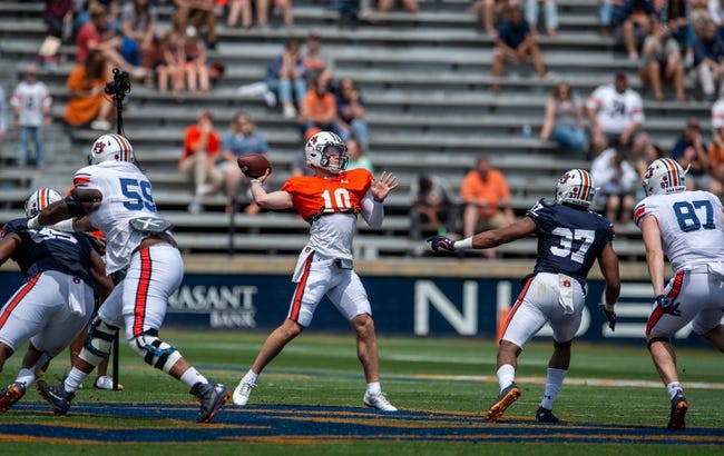 Akron at Auburn: 9/4/21 College Football Picks and Predictions