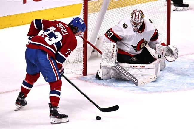 Montreal Canadiens vs Ottawa Senators NHL Picks, Odds, Predictions 5/1/21