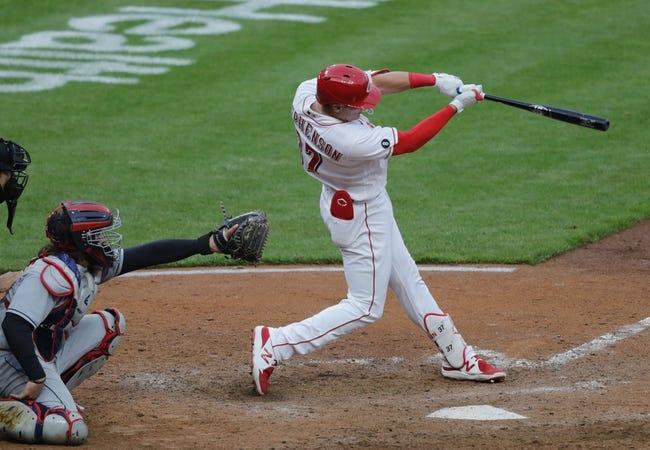 Cleveland Indians at Cincinnati Reds 4/18/21 MLB Picks and Predictions