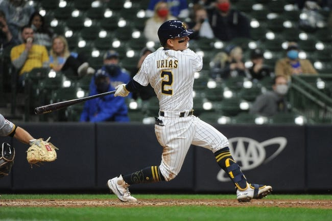 Pittsburgh Pirates at Milwaukee Brewers: 4/18/21 MLB Picks and Predictions
