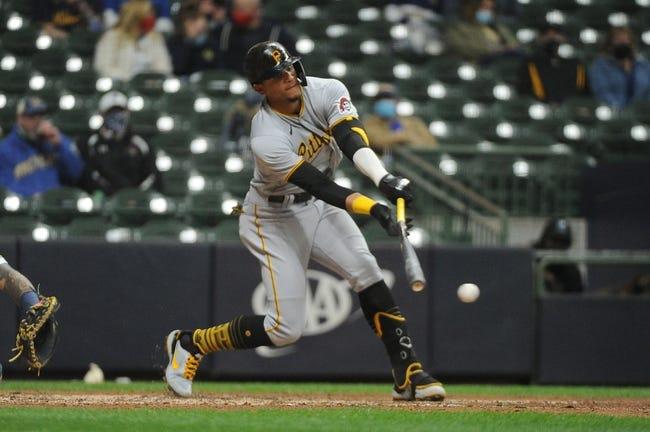 Milwaukee Brewers vs Pittsburgh Pirates MLB Picks, Odds, Predictions 4/18/21