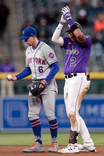 New York Mets at Colorado Rockies - 4/18/21 MLB Picks and Prediction