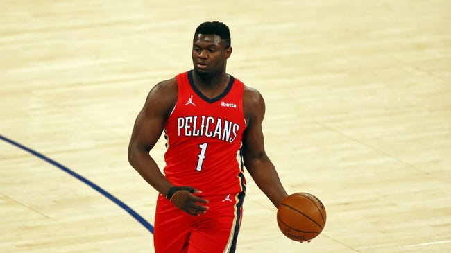 Brooklyn Nets at New Orleans Pelicans - 4/20/21 NBA Picks and Prediction