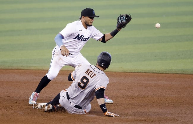 San Francisco Giants vs Miami Marlins MLB Picks, Odds, Predictions 4/22/21