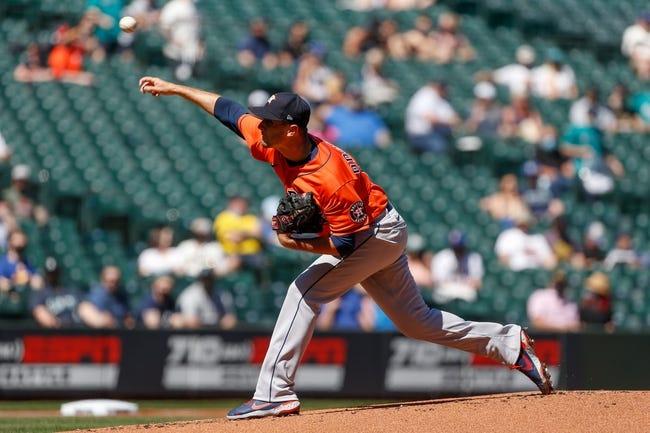 Houston Astros vs Los Angeles Angels MLB Picks, Odds, Predictions 4/24/21