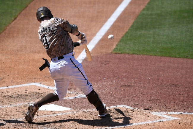 Milwaukee Brewers at San Diego Padres: 4/19/21 MLB Picks and Predictions