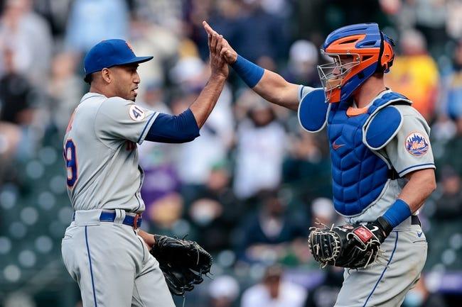 New York Mets at Chicago Cubs 4/20/21 MLB Picks and Predictions
