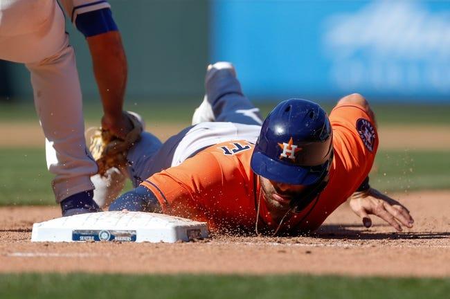 Houston Astros at Colorado Rockies: 4/20/21 MLB Picks and Predictions