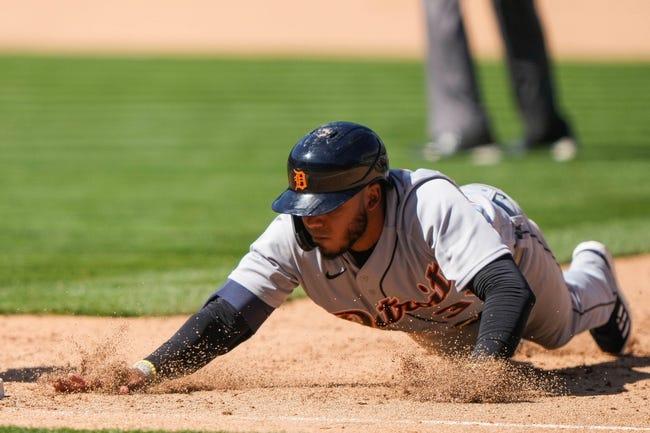 Pittsburgh Pirates at Detroit Tigers 4/21/21 MLB Picks and Predictions