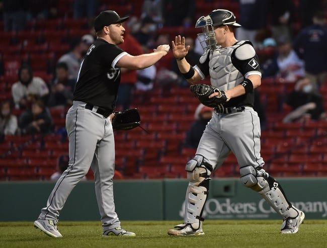Chicago White Sox at Boston Red Sox - 4/19/21 MLB Picks and Prediction
