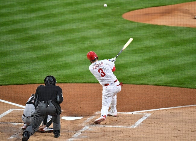 San Francisco Giants at Philadelphia Phillies 4/20/21 MLB Picks and Predictions