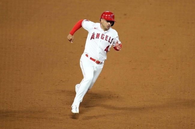 Texas Rangers at Los Angeles Angels - 4/20/21 MLB Picks and Prediction