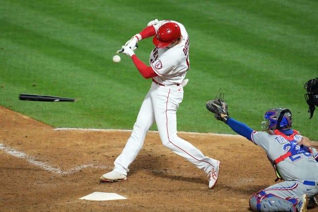 Los Angeles Angels vs Texas Rangers MLB Picks, Odds, Predictions 4/20/21