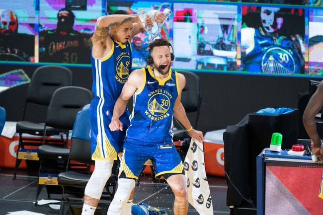 Denver Nuggets at Golden State Warriors - 4/23/21 NBA Picks and Prediction