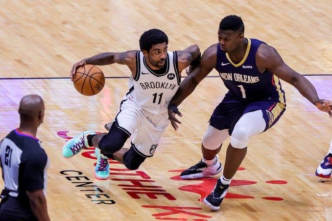 Brooklyn Nets at Toronto Raptors - 4/21/21 NBA Picks and Prediction