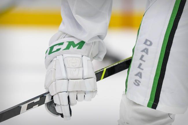 Dallas Stars at Detroit Red Wings - 4/22/21 NHL Picks and Prediction