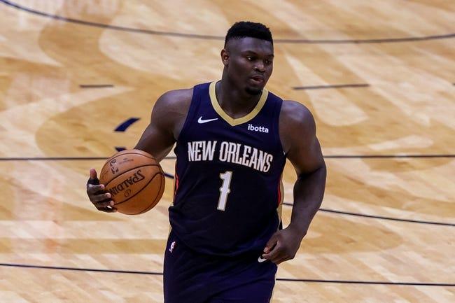 New Orleans Pelicans at Orlando Magic - 4/22/21 NBA Picks and Prediction