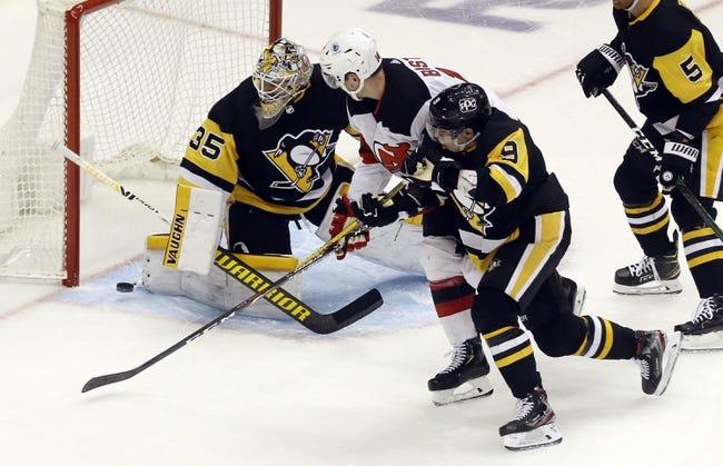 Pittsburgh Penguins vs New Jersey Devils NHL Picks, Odds, Predictions 4/22/21