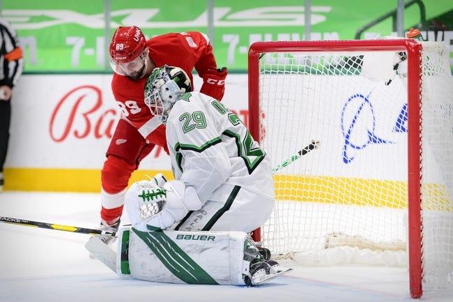 Detroit Red Wings vs Dallas Stars NHL Picks, Odds, Predictions 4/22/21