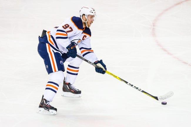 Edmonton Oilers vs Calgary Flames NHL Picks, Odds, Predictions 4/29/21