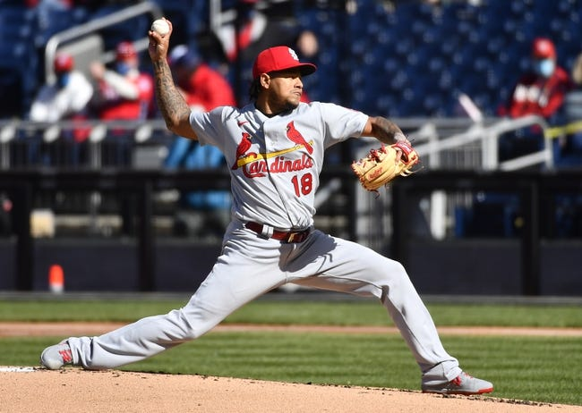 St. Louis Cardinals vs Philadelphia Phillies MLB Picks, Odds, Predictions 4/27/21