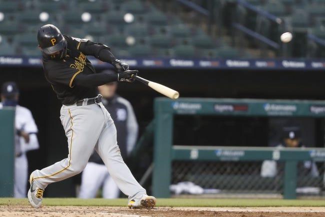 Pittsburgh Pirates at Detroit Tigers - 4/22/21 MLB Picks and Prediction