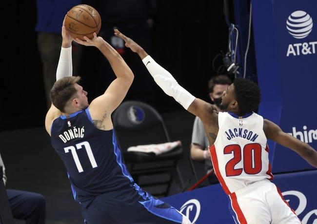 Dallas Mavericks vs Los Angeles Lakers NBA Picks, Odds, Predictions 4/22/21